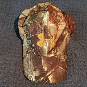 Under Armour Camo Fitted Hat